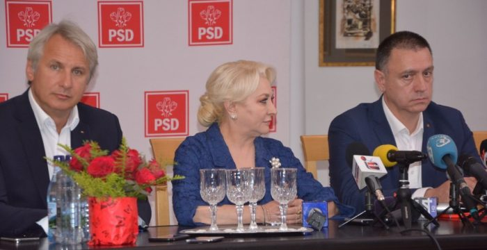 """Viorica Dăncilă: A fost rezolvată problema """"Utilități și Mediu"""". Eugen Teodorovici: Primarii nu mai au obligația să plătească ceea ce nu s-a făcut."""