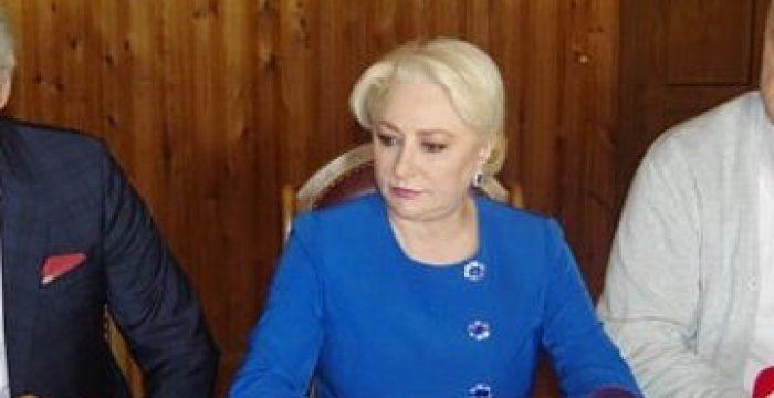 Viorica Dăncilă se va ruga la Putna și Cacica